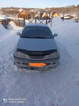 Горно-Алтайск Avensis 1999