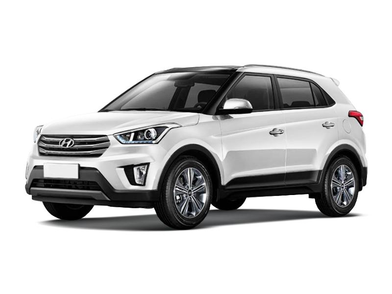Ноябрьск Hyundai Creta 2017