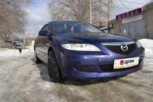 Тольятти Mazda6 2004