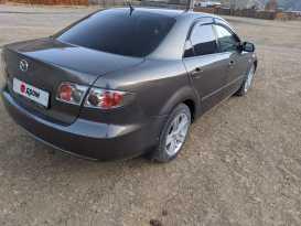 Онгудай Mazda6 2007