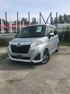 Хабаровск Toyota Roomy 2017