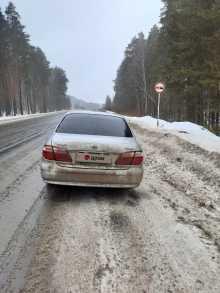 Екатеринбург Cefiro 2000