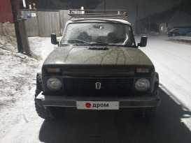Майна 4x4 2121 Нива 1990