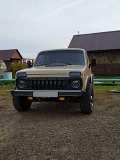 Северск 4x4 2121 Нива 1990