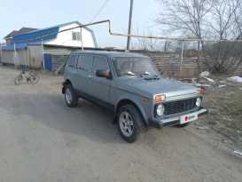 Комсомольск-на-Амуре 4x4 2131 Нива 2004