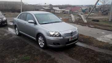 Черкасское Avensis 2007