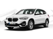 Москва BMW X1 2021