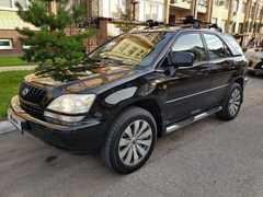 Омск Lexus RX300 2002