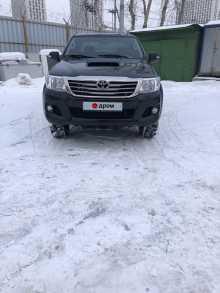 Москва Hilux Pick Up 2013
