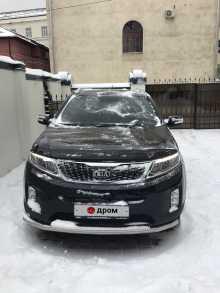 Москва Sorento 2018