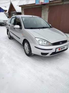 Иркутск Ford Focus 2002