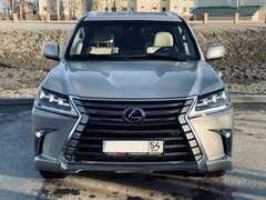 Новосибирск Lexus LX570 2016