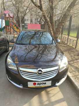 Москва Opel Insignia 2014
