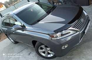 Улан-Удэ Lexus RX270 2013