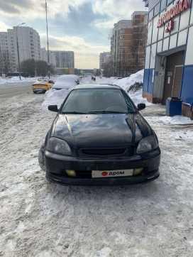 Москва Civic 1996