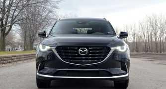 Иркутск Mazda CX-9 2021