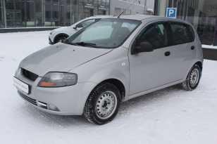 Уфа Aveo 2007