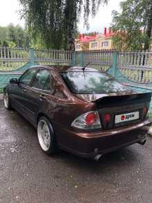 Саранск Altezza 2001