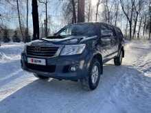 Казань Hilux Pick Up 2013