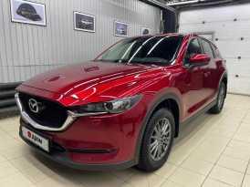 Иркутск Mazda CX-5 2018