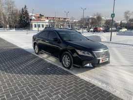 Кызыл Camry 2013
