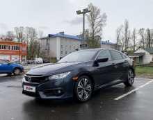 Москва Honda Civic 2017