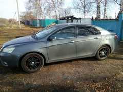 Шадринск Emgrand EC7 2013