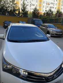 Севастополь Corolla FX 2013