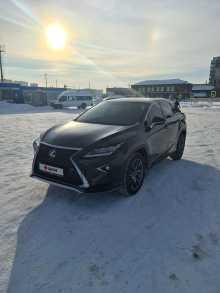 Новосибирск RX350 2018