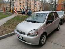 Новосибирск Yaris 2000