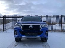 Усинск Hilux Pick Up 2018
