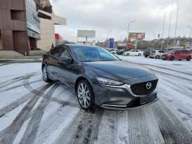 Владивосток Mazda6 2021