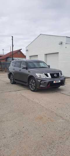 Новый Уренгой Nissan Patrol 2011