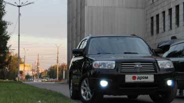 Улан-Удэ Forester 2007