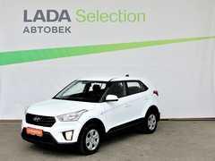 Екатеринбург Hyundai Creta 2020