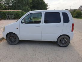 Wagon R Solio 2002