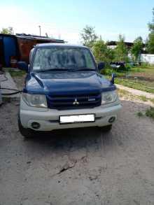 Нижневартовск Pajero iO 2001