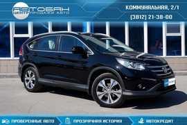 Омск CR-V 2012