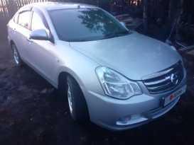 Усть-Илимск Nissan Almera 2013