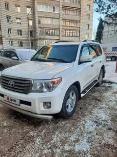 Сыктывкар Land Cruiser 2014