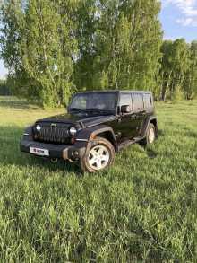 Новосибирск Wrangler 2007