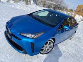 Челябинск Toyota Prius 2019