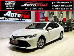 Красноярск Toyota Camry 2019