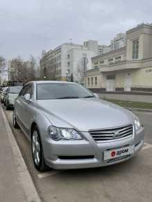 Москва Mark X 2008