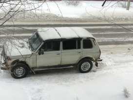 Томск 4x4 2131 Нива 2002