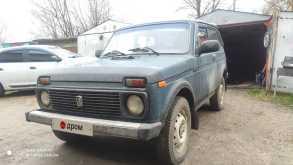 Иваново 4x4 2121 Нива 1998