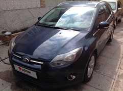 Черногорск Ford Focus 2012
