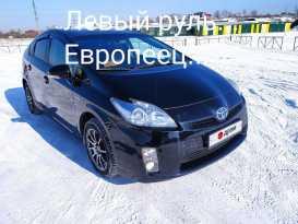 Иркутск Prius 2009