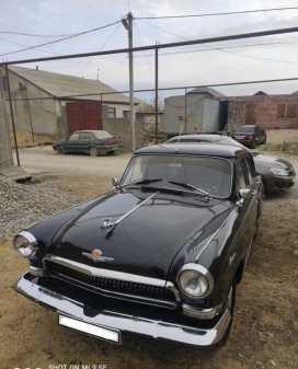 Грозный ГАЗ 21 Волга 1966