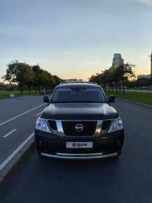 Санкт-Петербург Patrol 2012